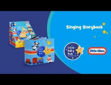 Little Baby Bum Singing Storybook | Little Tikes