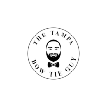Tampa Bow Tie Guy Logo