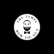 Tampa Bow Tie Guy Logo