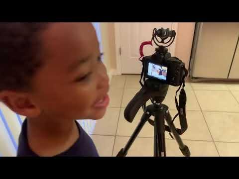 Little Director, Little Actor 🤣😎🤩
