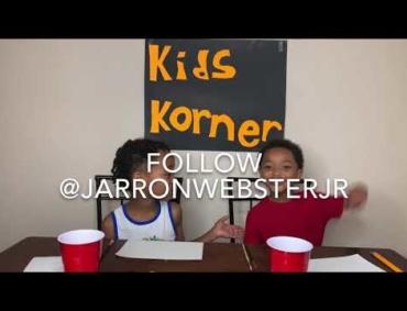 "Kid's Korner presents: ""Art Time"""